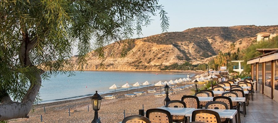 The 4 most attractive beaches in Limassol