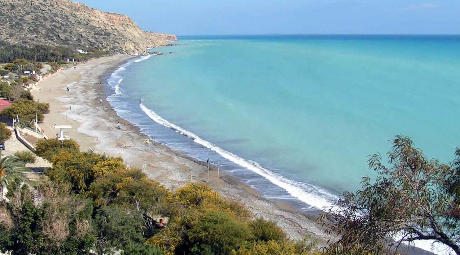 Pissouri Beach - Blue Flag