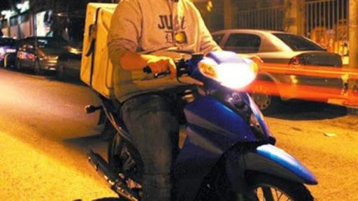 Delivery man robbed in Kato Pafos