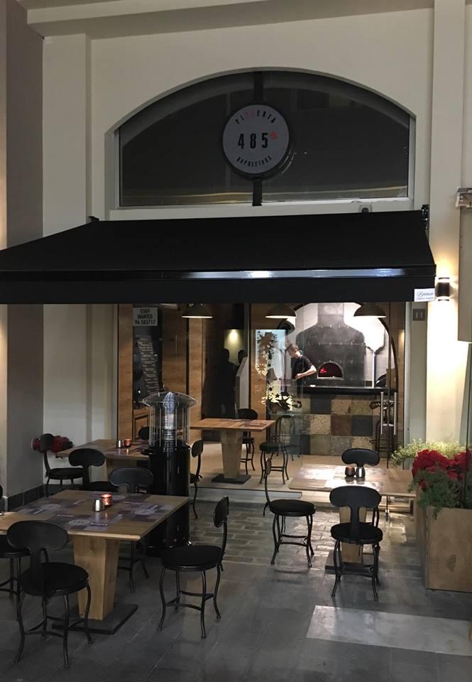 Pizzeria 485°