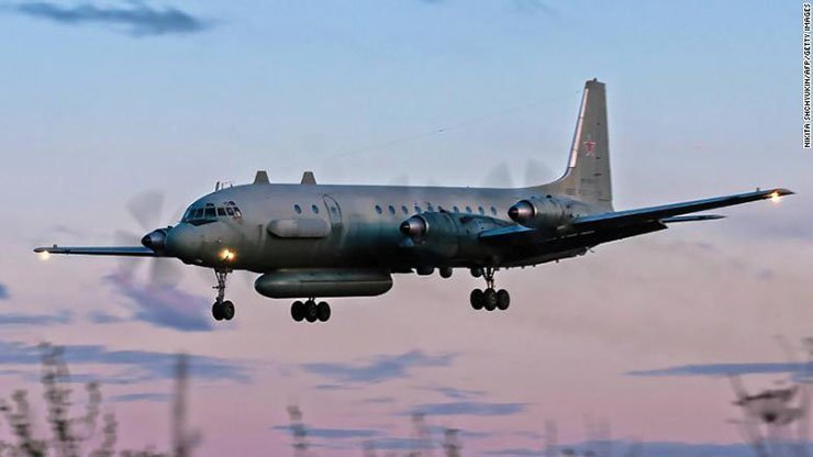 Russia admits Syria shot down plane but blames Israel (video)