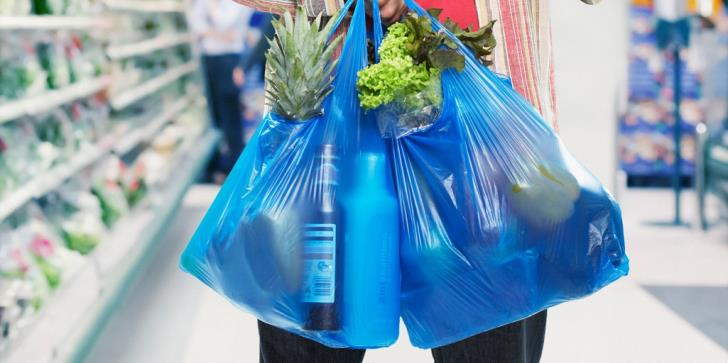 Plastic bag use slashed by 80% in first year of new law