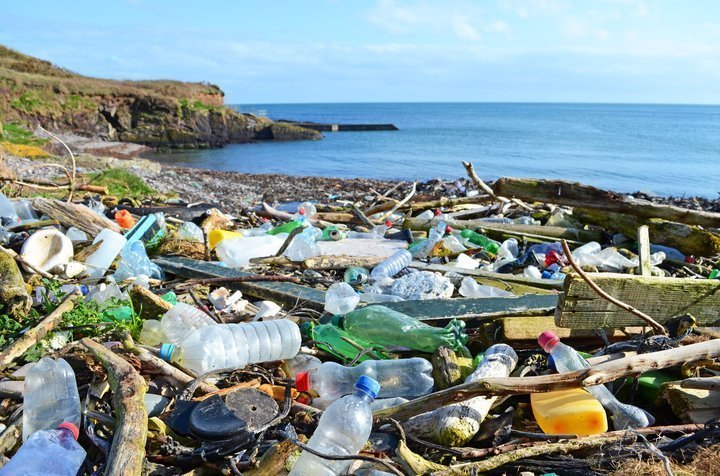 Striving to reduce ocean pollution