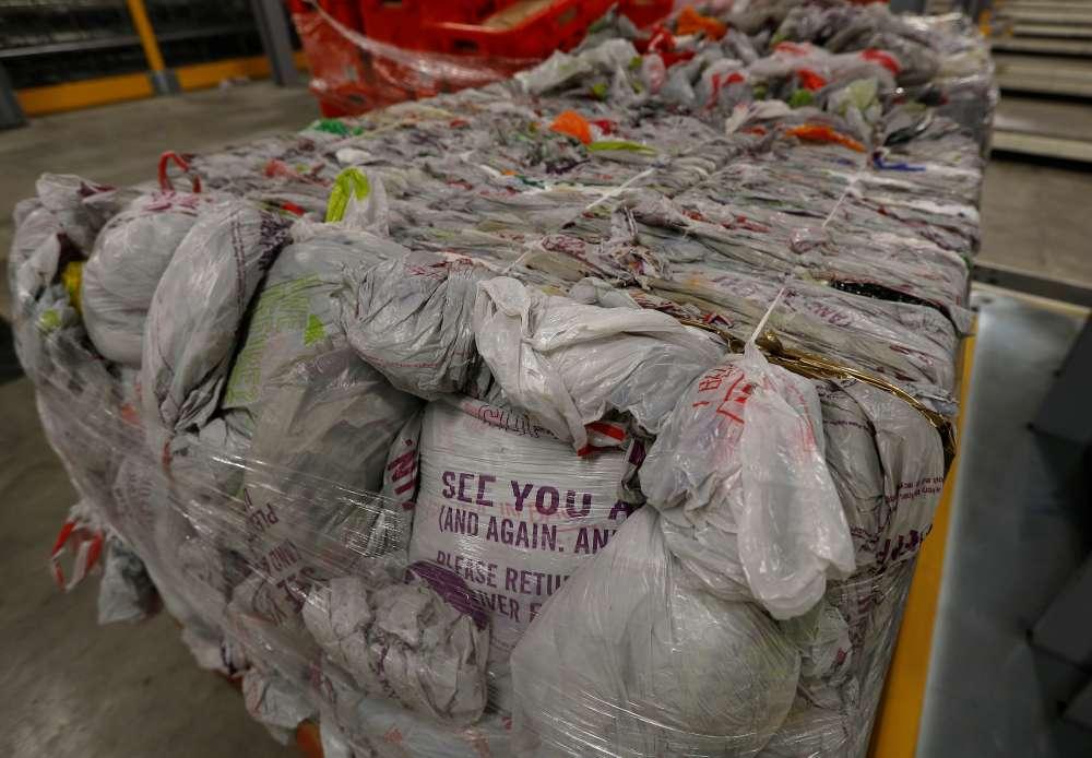 Ban plastic bags? UN seeks to cut pollution as recycling falls short