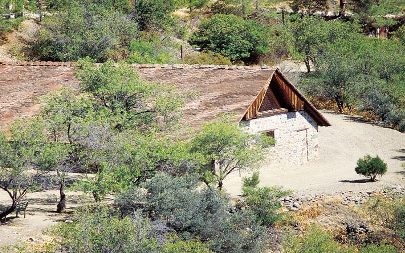 Church of Stavros tou Ayiasmati