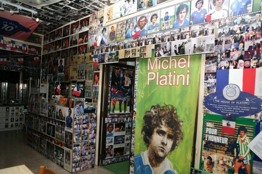 The House of Platini