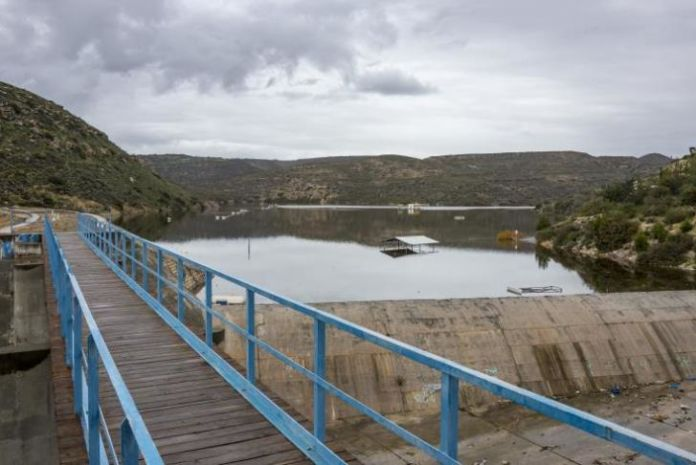 Polemidia dam becomes 12th dam to overflow;  six to go