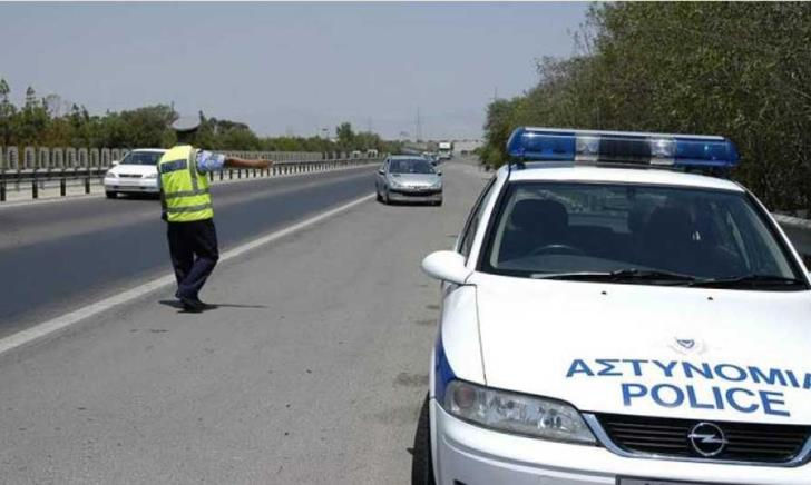 Police campaign to curb speeding begins April 1st