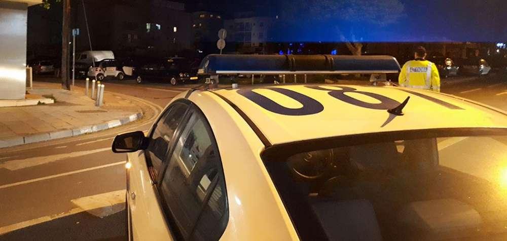 Paphos road rage suspect arrested for assault
