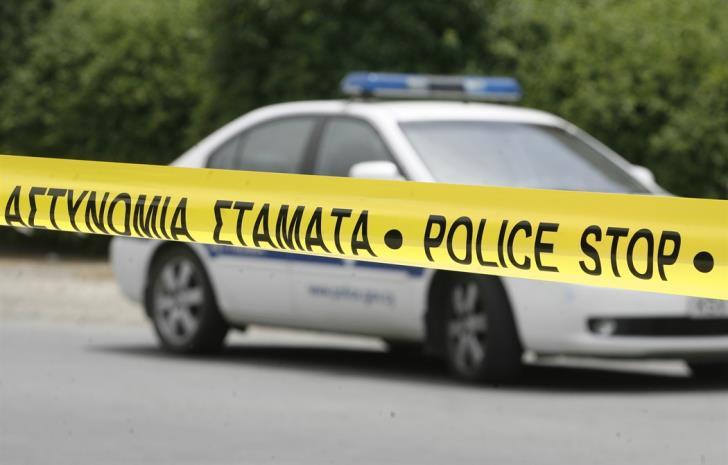 Pistol and revolver found near Polemidhia dam
