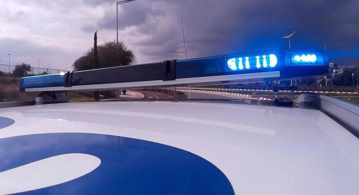 Paphos police catch 16 year old at wheel