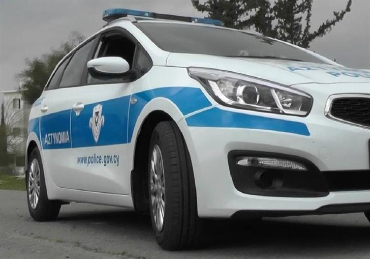 Paphos: 15 year old caught driving