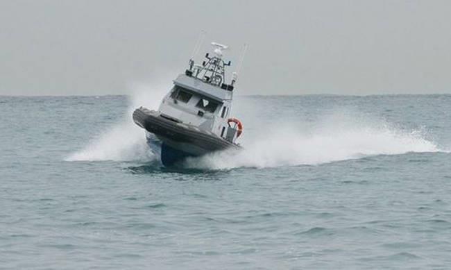 Boat capsizes off Xylophagou