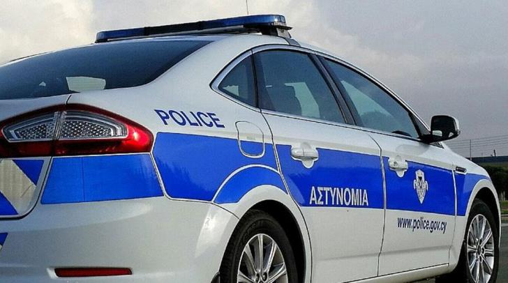 Paphos:  Police investigating theft of spare parts from container