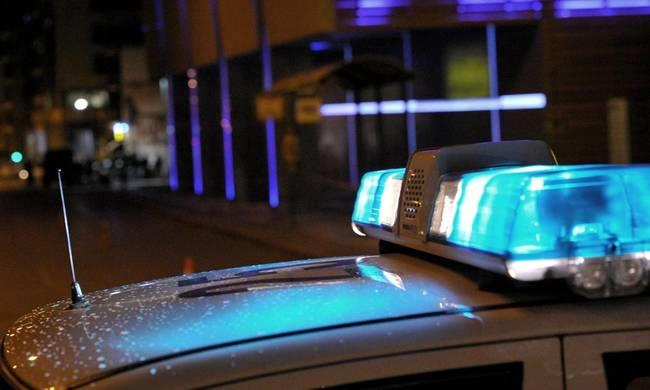 Two 20-year-old men arrested after car chase