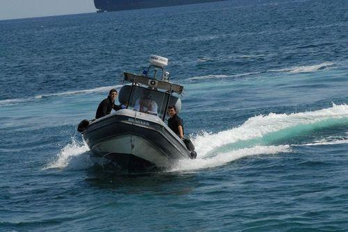 Injured youth rescued from boat at Cape Greco