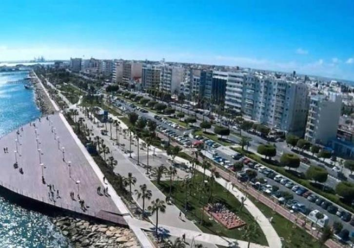 Construction of sky-scrapers on Limassol's sea front pollutes bathing waters