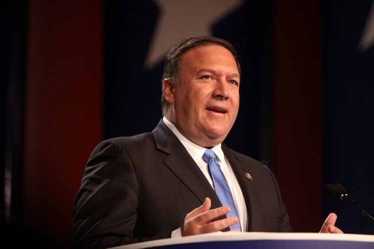 Pompeo pledges continued US support for reunification of Cyprus