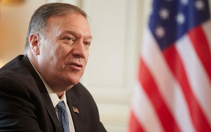 Pompeo expresses outrage to Sisi over death of U.S. citizen