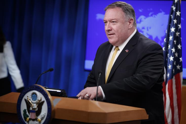 State Department: US committed to engaging with partners in Eastern Mediterranean to uphold stability