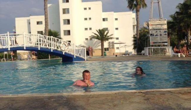 Fake sickness fraudster filmed dancing by Protaras pool