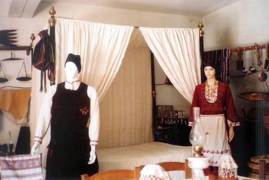 Popular Art Museum in Spilia