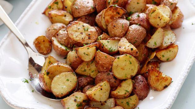 Cyprus potato salad