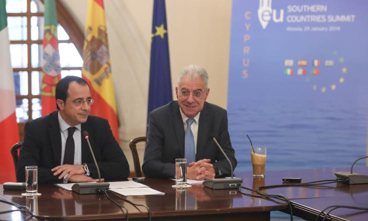 Nicosia MED7 Summit to focus on major EU challenges