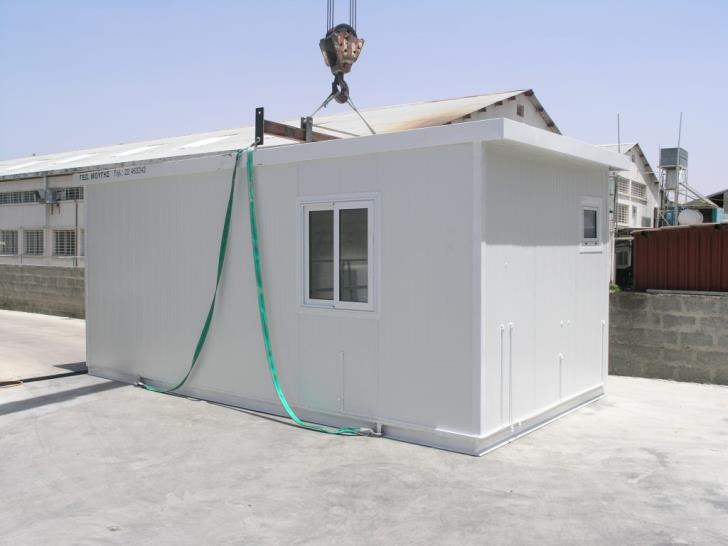 Government considering prefabs to solve housing problem