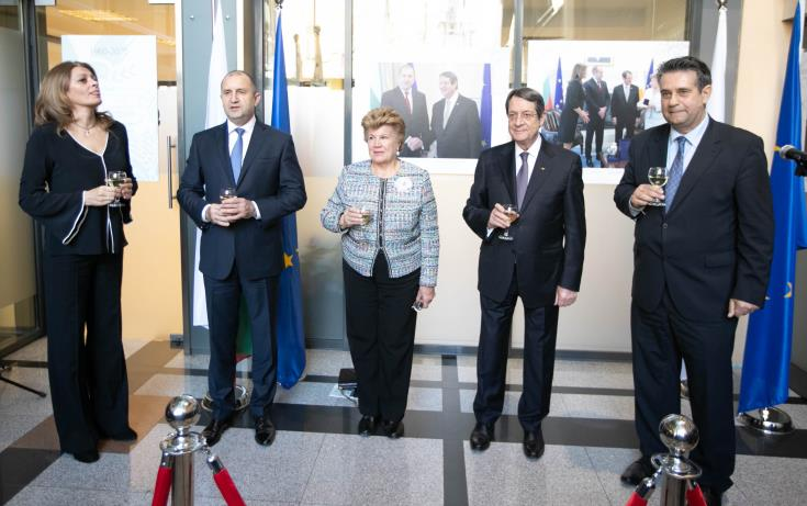Cyprus and Bulgaria celebrate 60 years of diplomatic ties