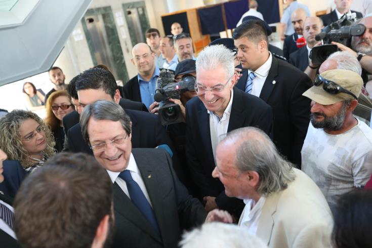 President praises Turkish Cypriot turnout in European elections