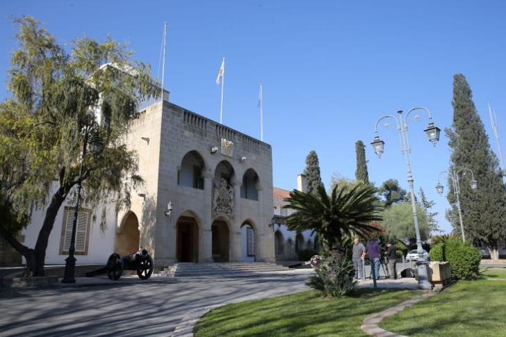 Cyprus problem and energy issues to be discussed at President's meeting with party leaders