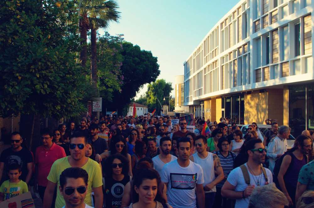 Cyprus Pride March 2019 to take place on Saturday (video)
