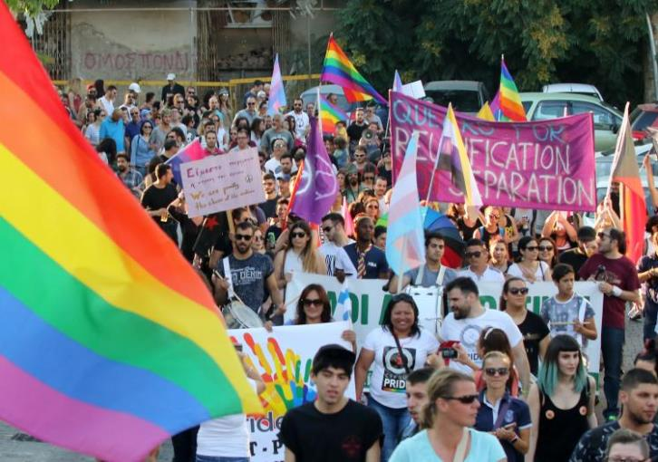 Cyprus ranked 33rd out of 49 European countries for LGBTI rights