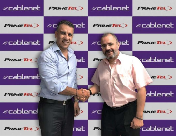 Cablenet-Primetel in agreement over football broadcasts