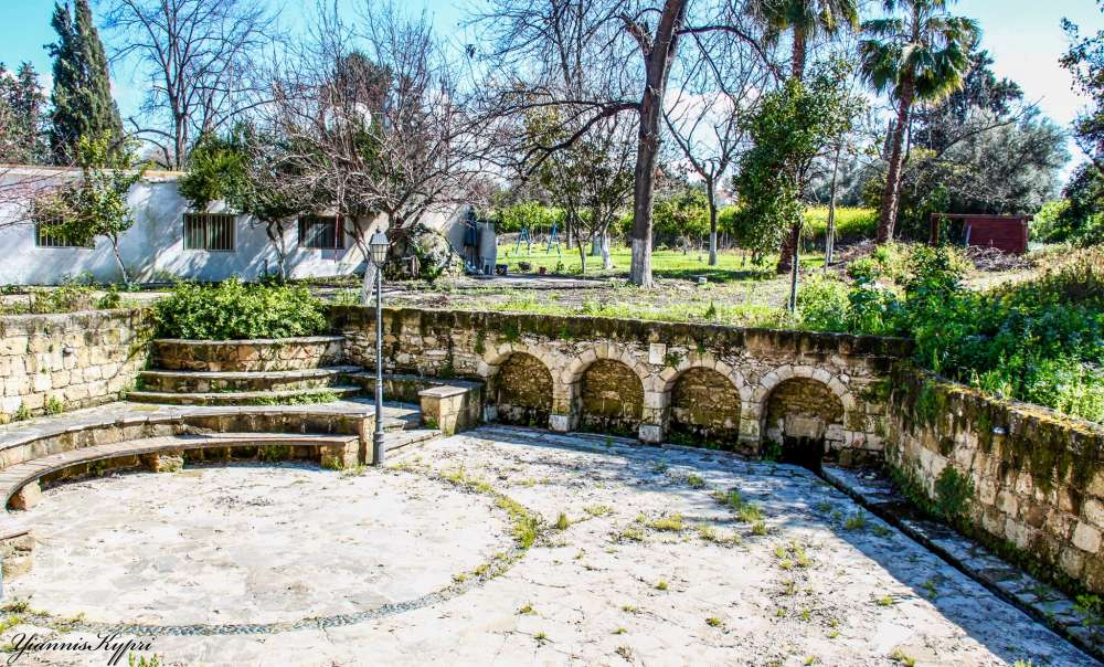 Beautiful fountains all over Cyprus (Part 1)
