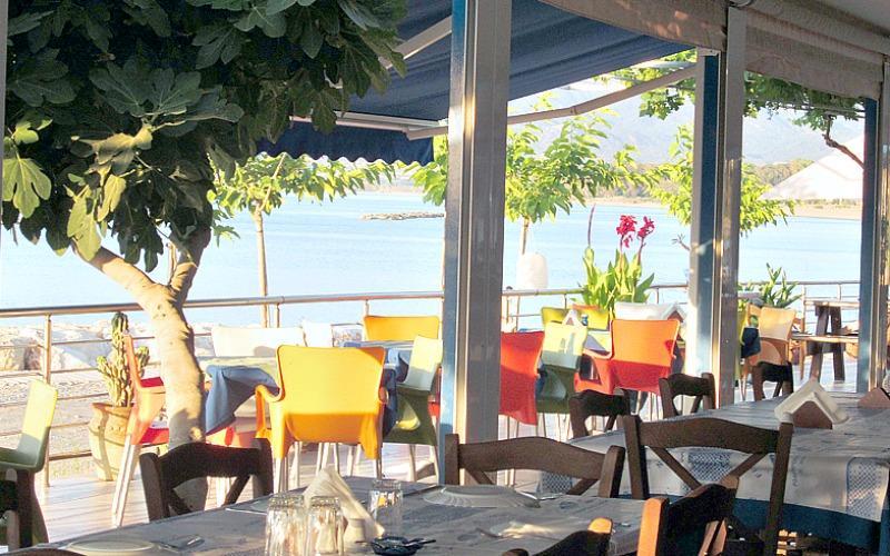 Psaropoulos Fish Restaurant