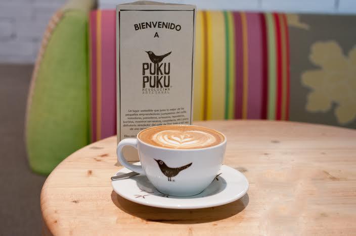 Puku Puku Organic Coffee Shop