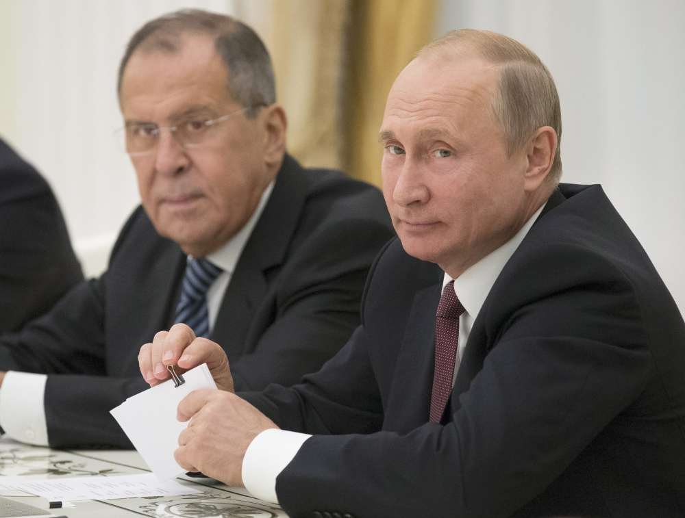 Deal struck for Putin-Trump summit