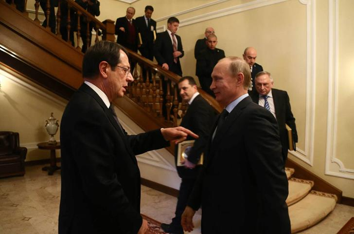 Cyprus loses due to Putin's amnesty