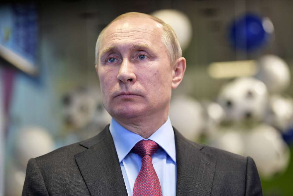 Russia suspends INF nuclear deal with U.S. - Putin