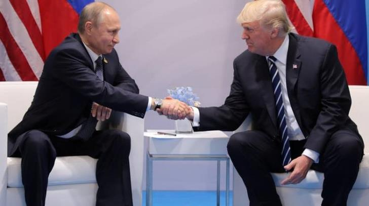 Vienna to play host to a possible Putin-Trump summit
