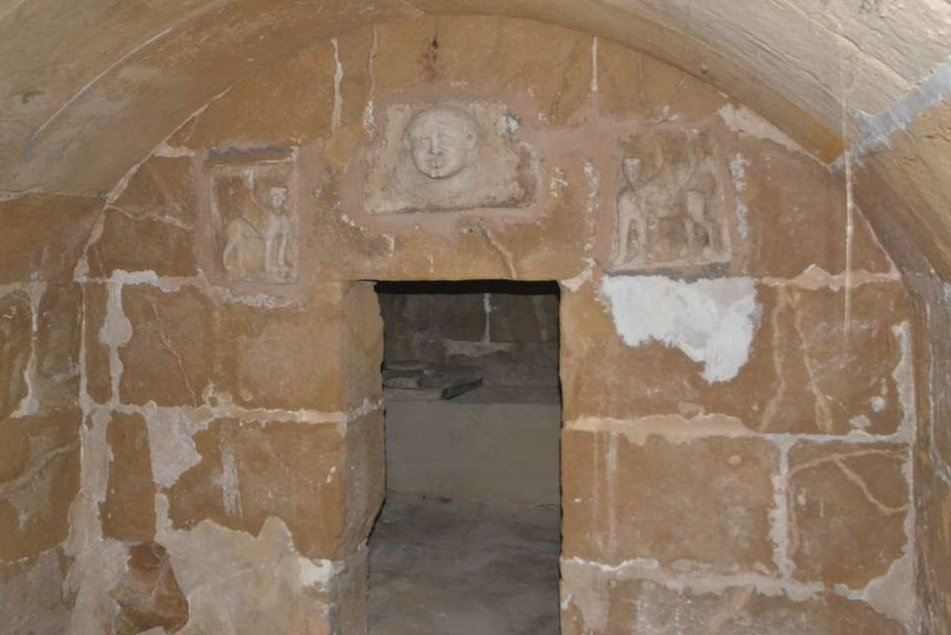 Tomb of the King - Pyla Village