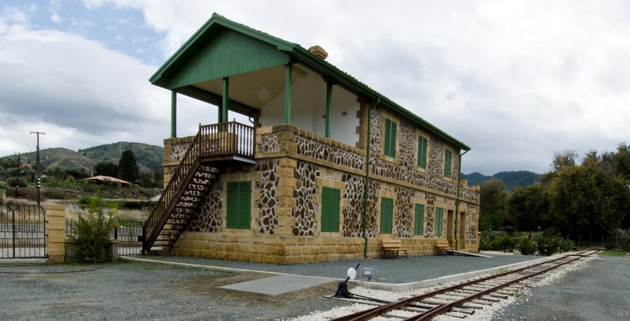 Cyprus Railways Museum