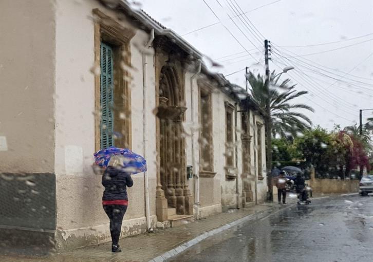 Second wettest five months since 1901