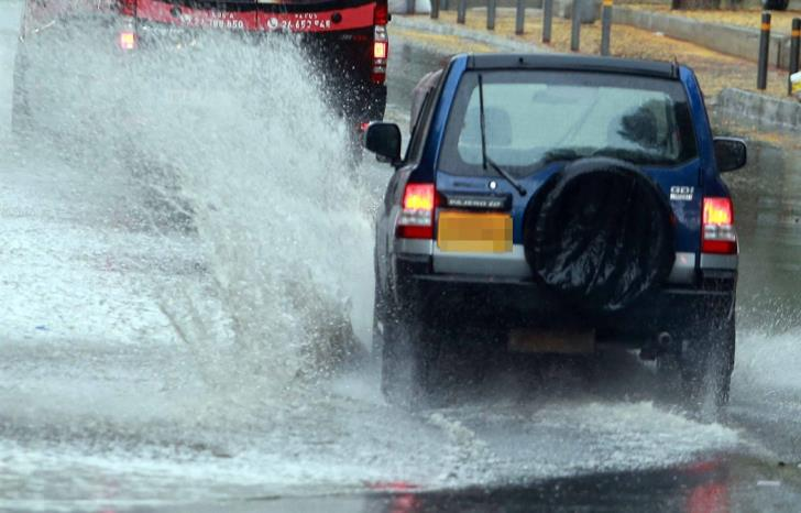 Police issue weather warning for part of Nicosia-Limassol highway