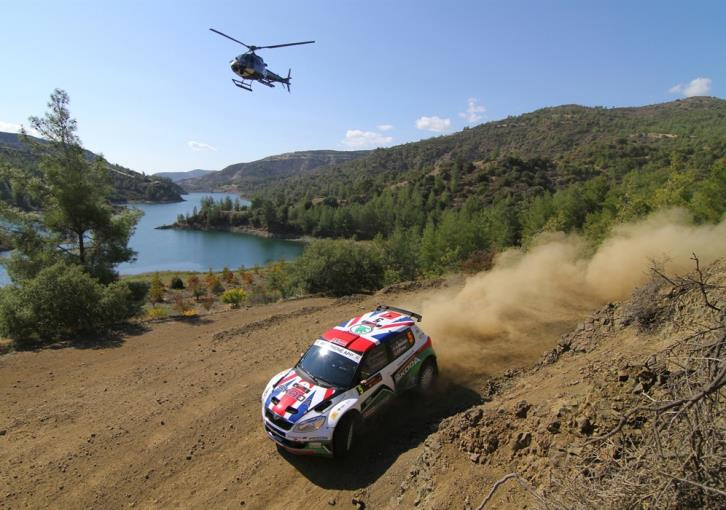 Larnaca prepares to host Cyprus rally