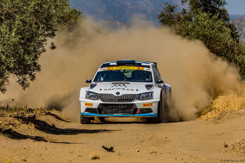Nicosia roads to close for Cyprus Rally special stage