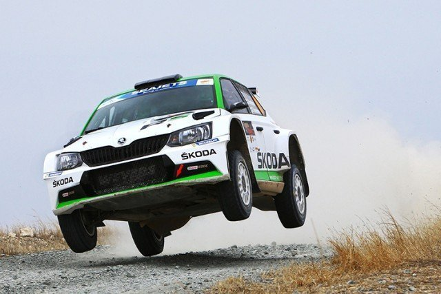 Nordgren leads Cyprus rally after a dramatic first day