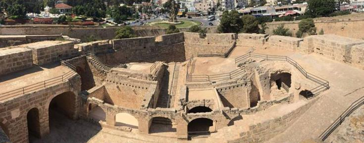 Conservation works at Ravelin Bastion in Famagusta completed
